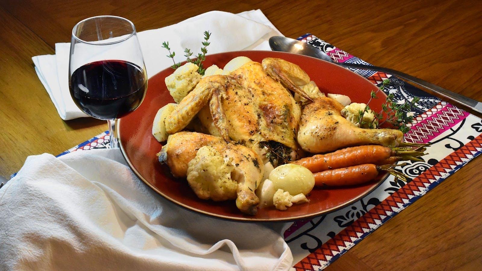 5 Favorite Recipes: Roast Chicken
