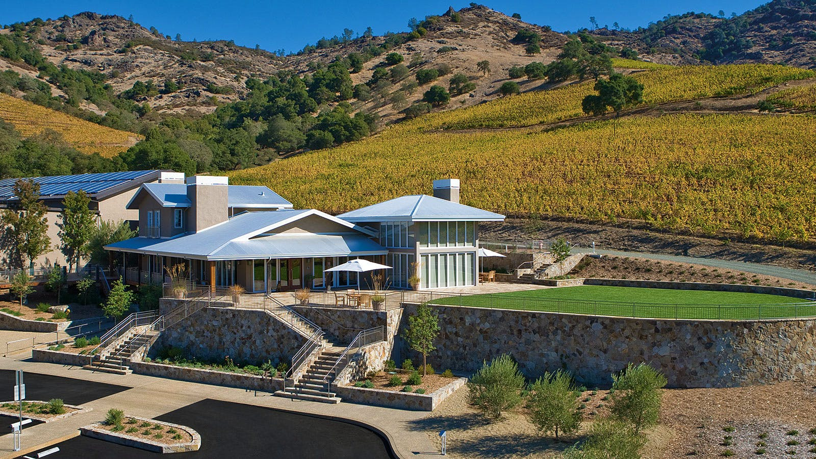 Staying the Cabernet Course at Shafer Vineyards