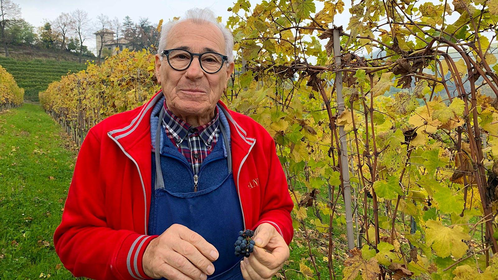 Luciano Sandrone's New Super Barolo