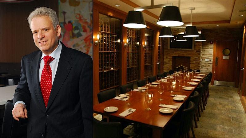 Sommelier Talk: The Professor, Sandy Block of Legal Sea Foods