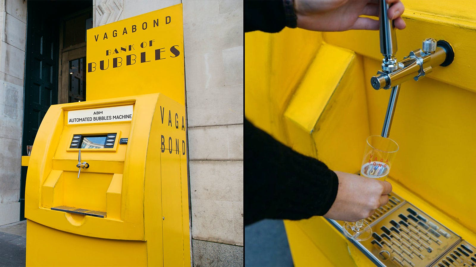 'Prosecco Police' Try to Decline Sparkling Wine 'ATM'