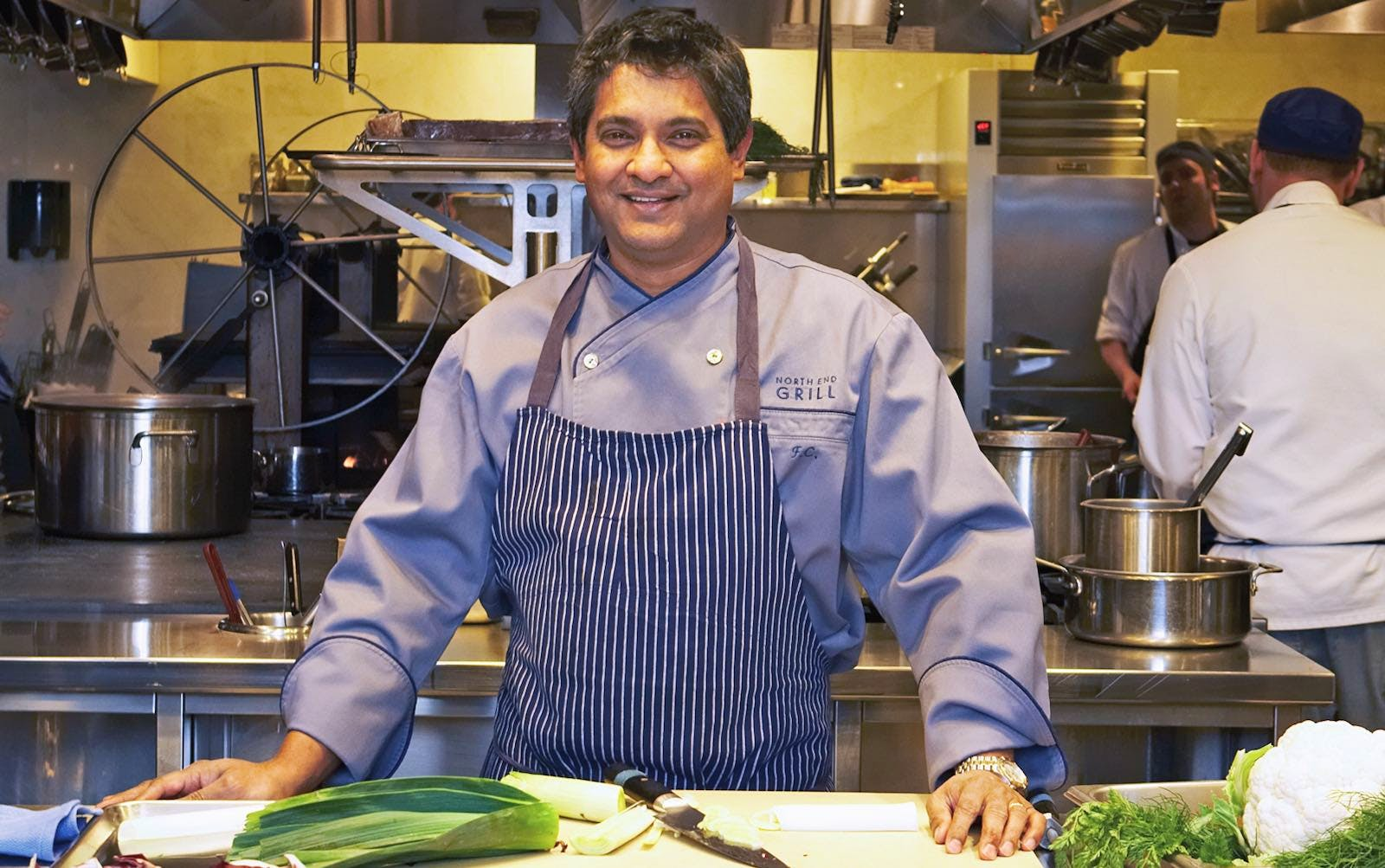 Chef Floyd Cardoz Dies After Contracting Coronavirus
