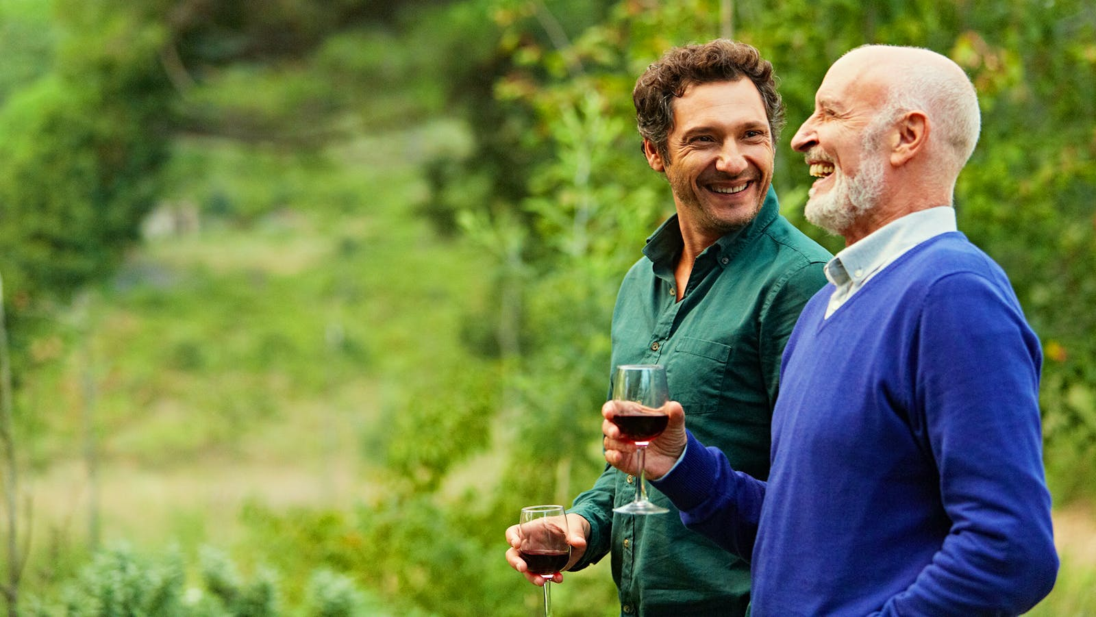 Could Moderate Wine Consumption Fight a Potential Alzheimer's Cause?