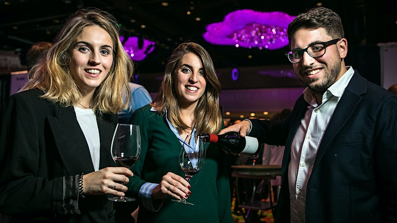 Wine Spectator Looks Ahead