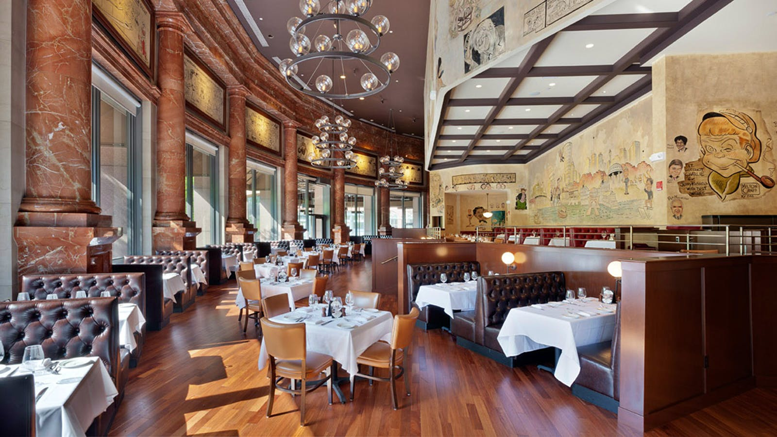 Landry's Acquires the Palm Restaurants Nationwide