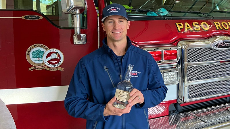 A Neat Solution: Distillers Make Artisanal Hand Sanitizer, Donate to First Responders