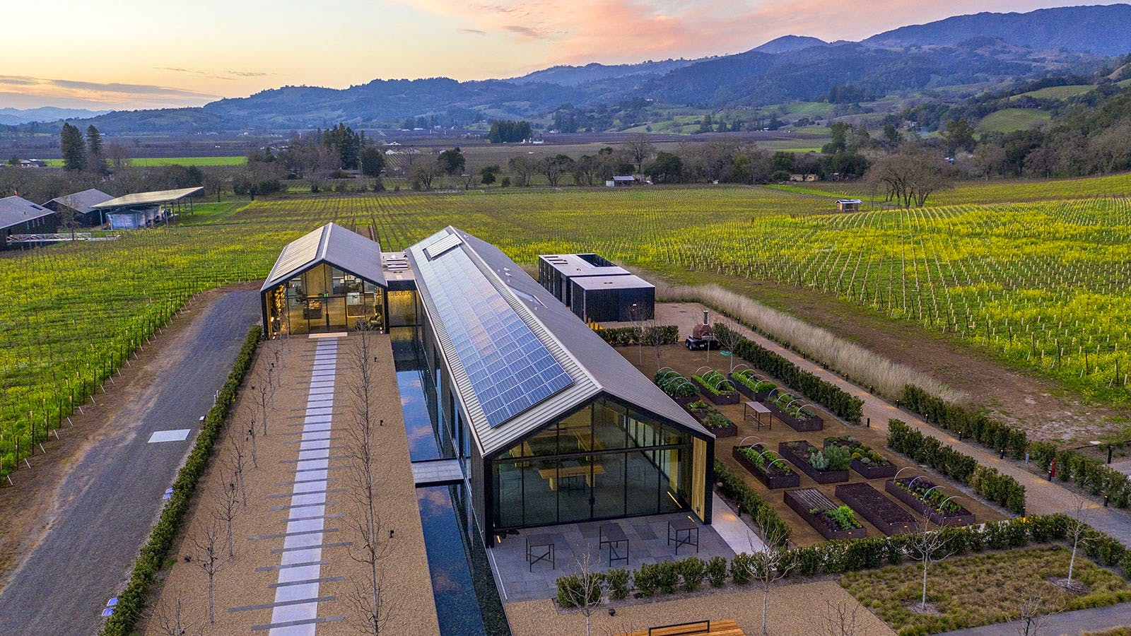 Exclusive: Silver Oak Becomes First Winery to Earn Living Building Challenge Sustainability Certification