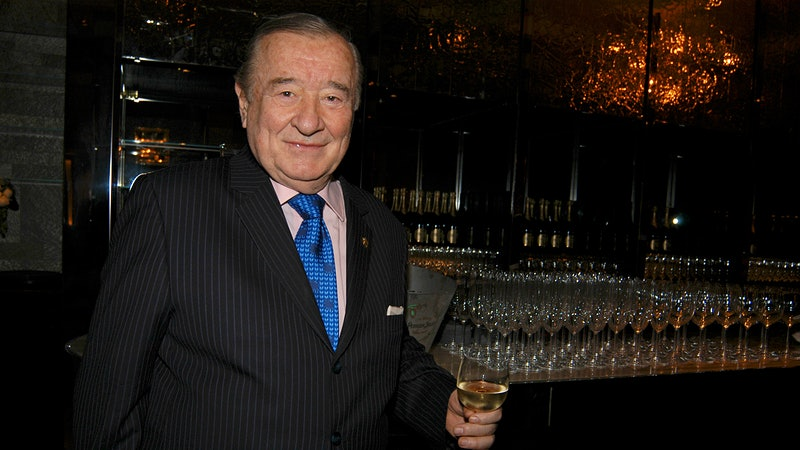 Sirio Maccioni, Legendary Restaurateur and Ringmaster Behind Le Cirque, Dies at 88