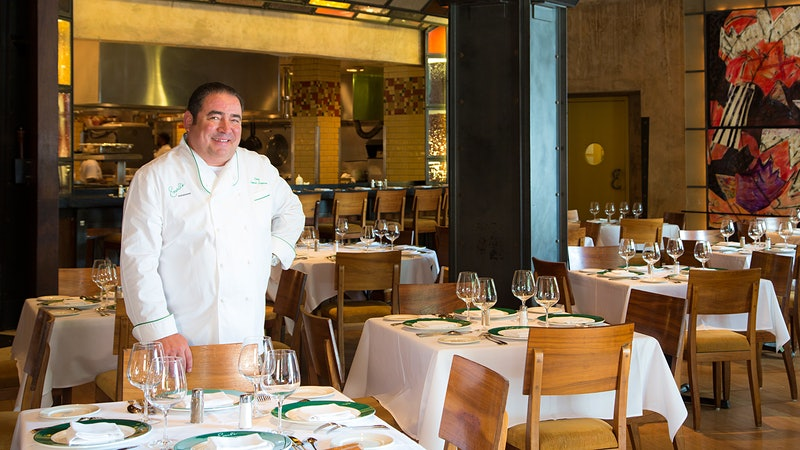 Big Star, Small Screen: A Live Chat with Emeril
