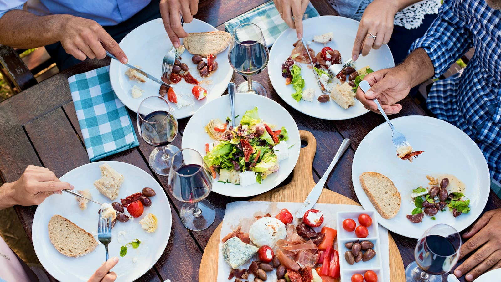 The Mediterranean Diet, Including Wine, May Decrease Frailty Among Elderly and Improve Gut Health