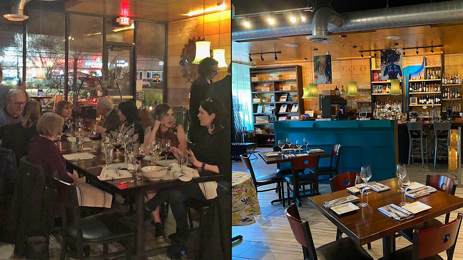 U.S. Restaurants Start Reopening