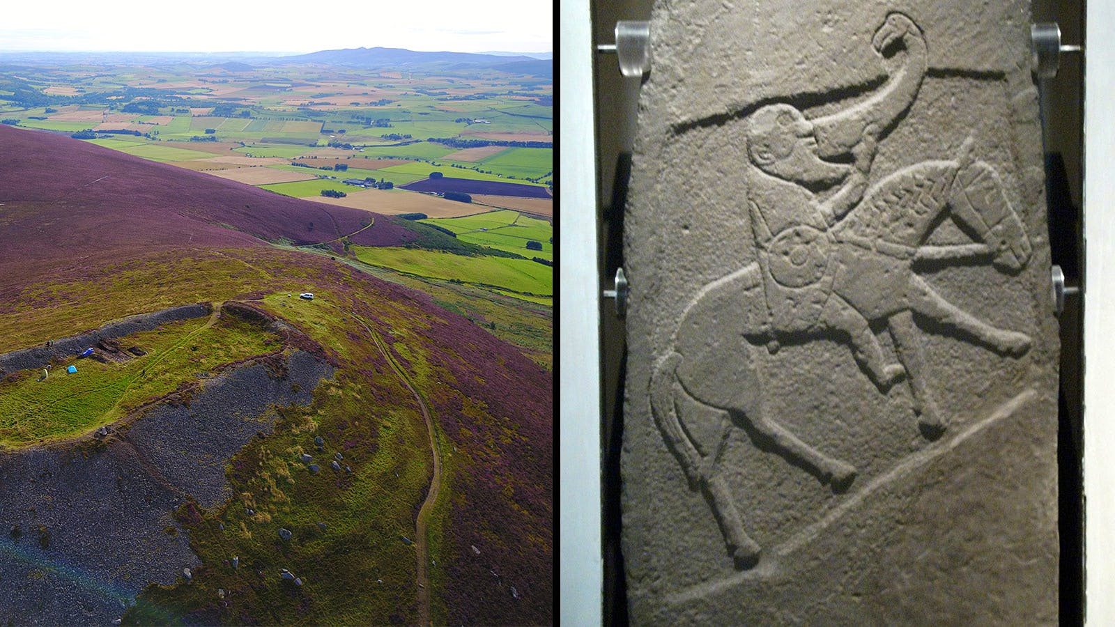 Surprising Find Suggests Medieval Scotland Actually Land of Wine-Sipping Big-City Folk