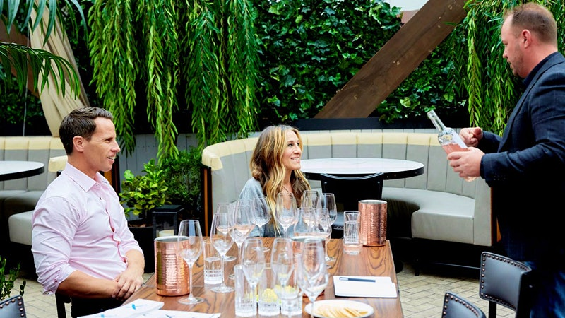 Sarah Jessica Parker Launches New Rosé, Talks Crafting Summer Wine in Parka Weather