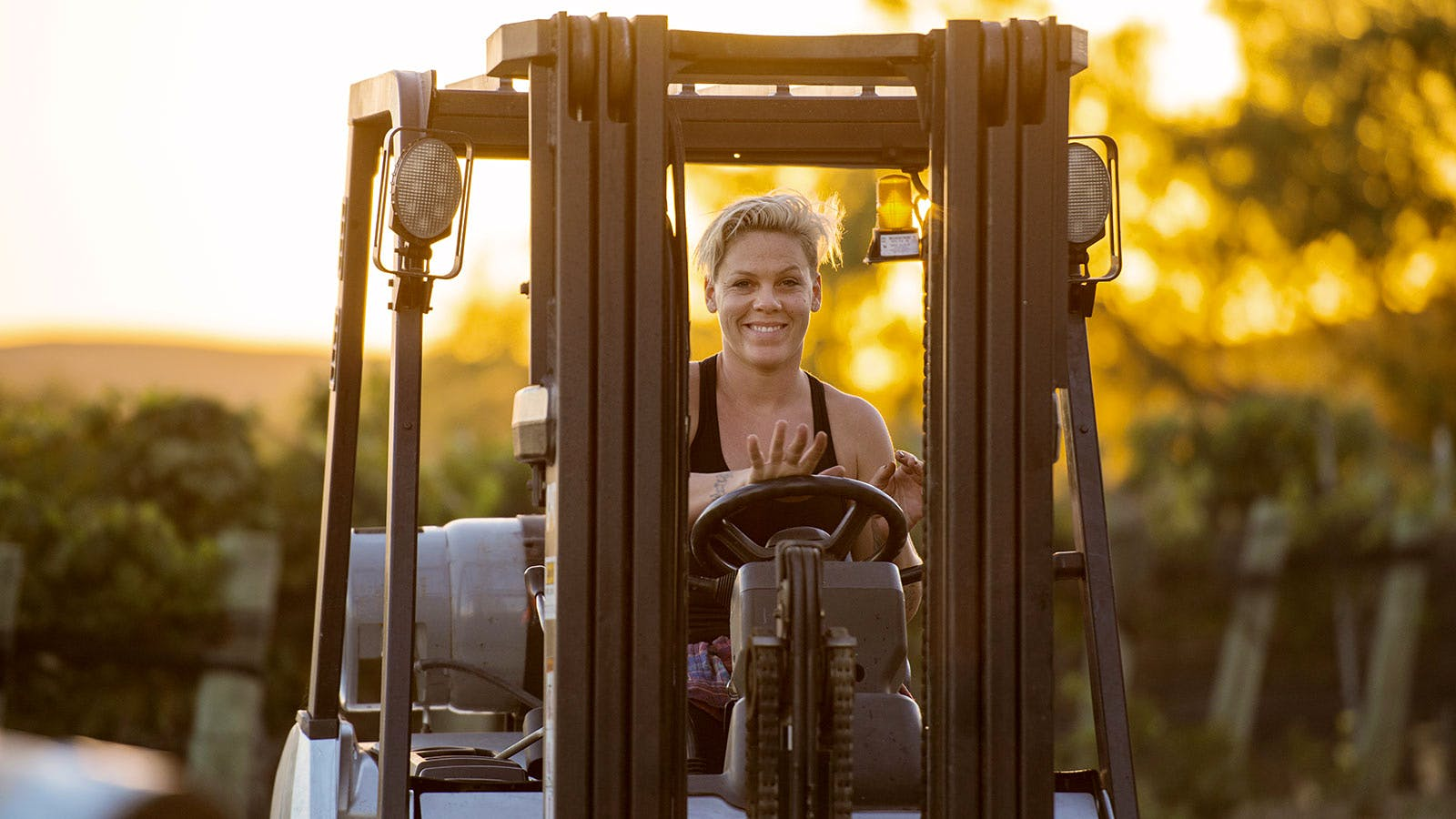 From Tour Dates to Grape Crates: A Live Chat with Musical Artist and Vintner P!nk