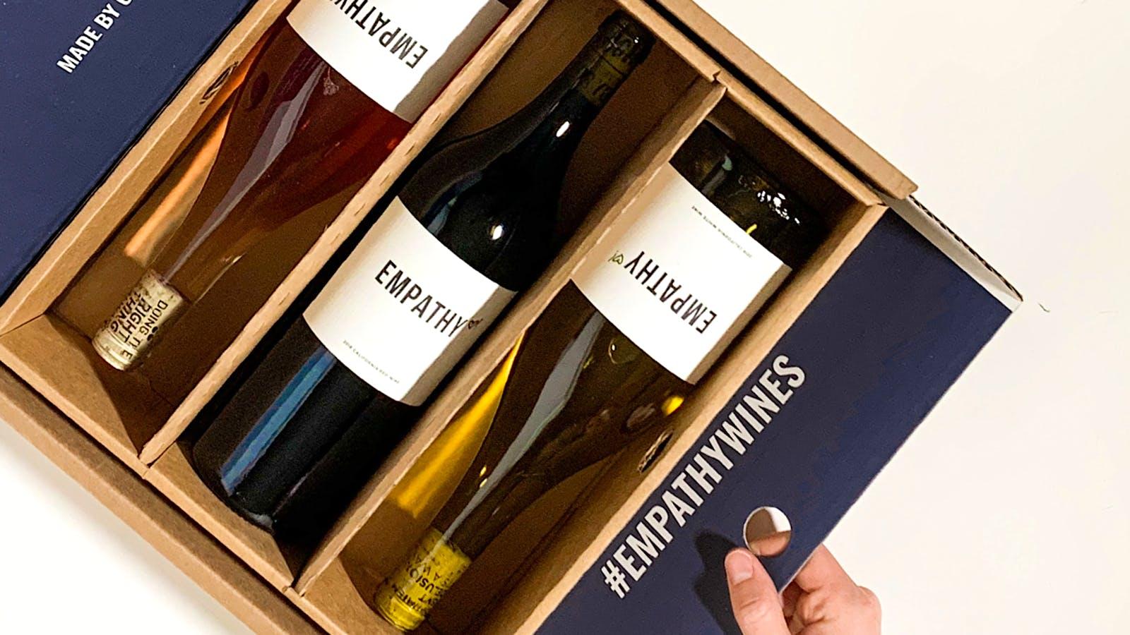 Constellation Brands Buys Gary Vaynerchuk's Empathy Wines