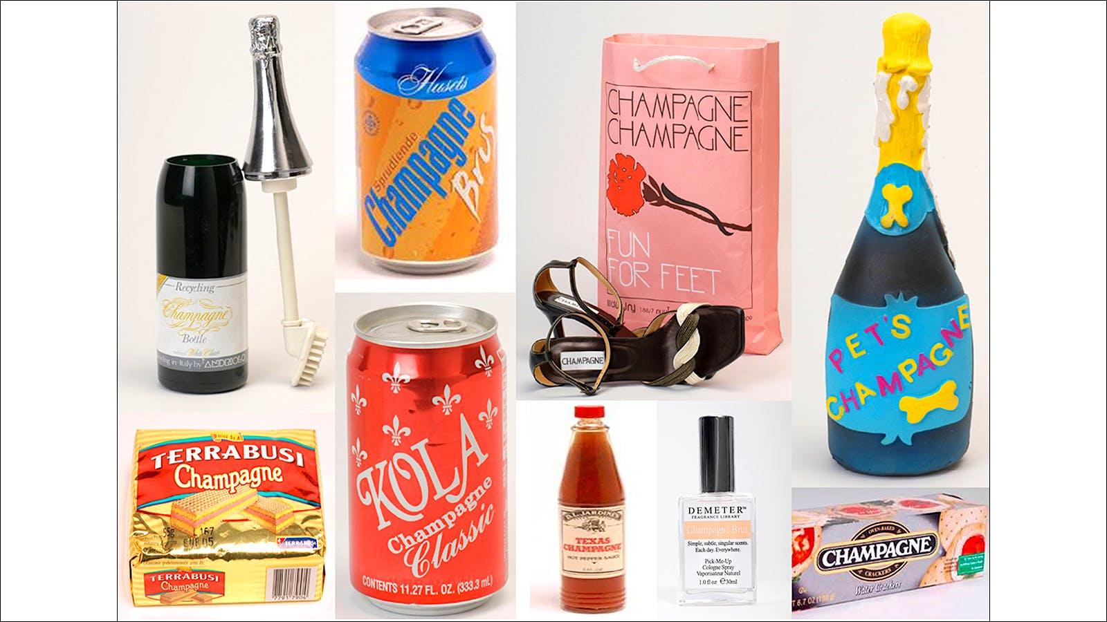 Champagne vs. Bread, Prosecco vs. 'Nosecco,' JaM vs. 'Jammy': Trademark Battles Erupt