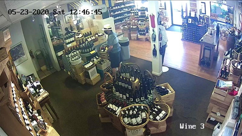 Florida Man Stuffs Wine down Pants in Local Winecrime Rampage
