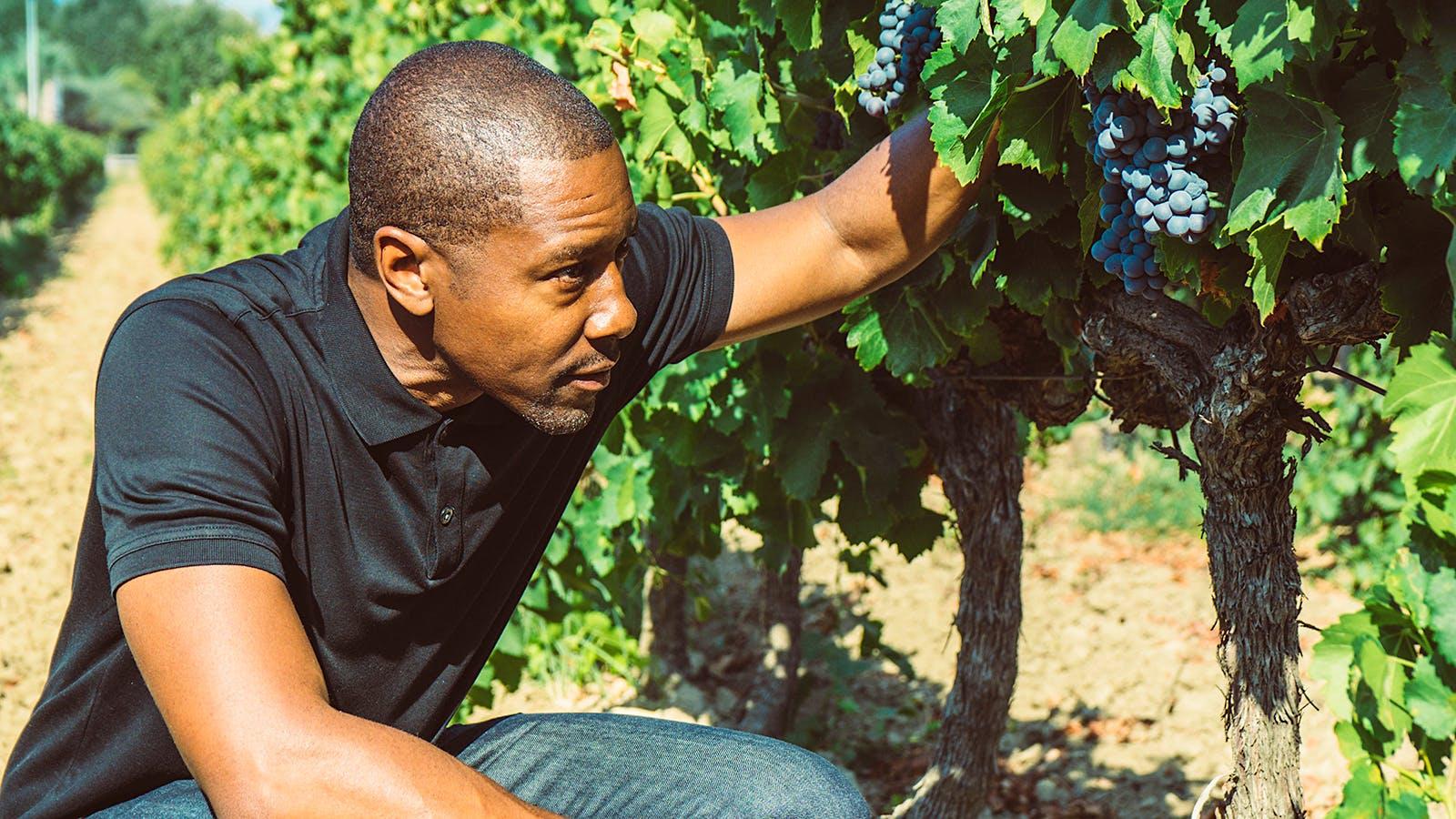 Wine Talk: Donae Burston's Rosé for All