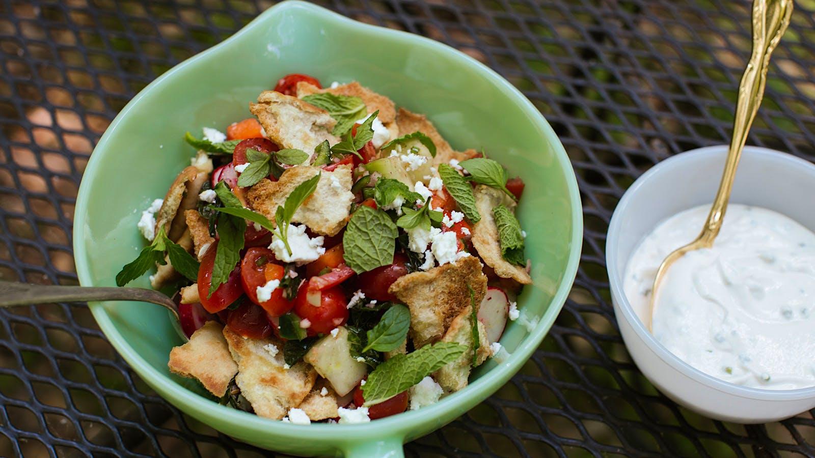 5 Favorite Recipes: Summer Salads