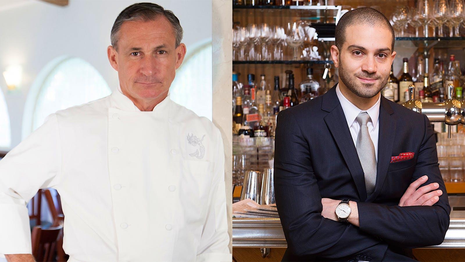An Award-Winning Mindset: Wine Spectator Chats with Restaurant Industry Stars