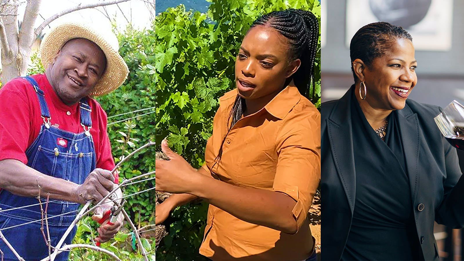 Sharing Black Voices: Wine Spectator Instagram Live Chats Will Spotlight Black Wine Professionals in August