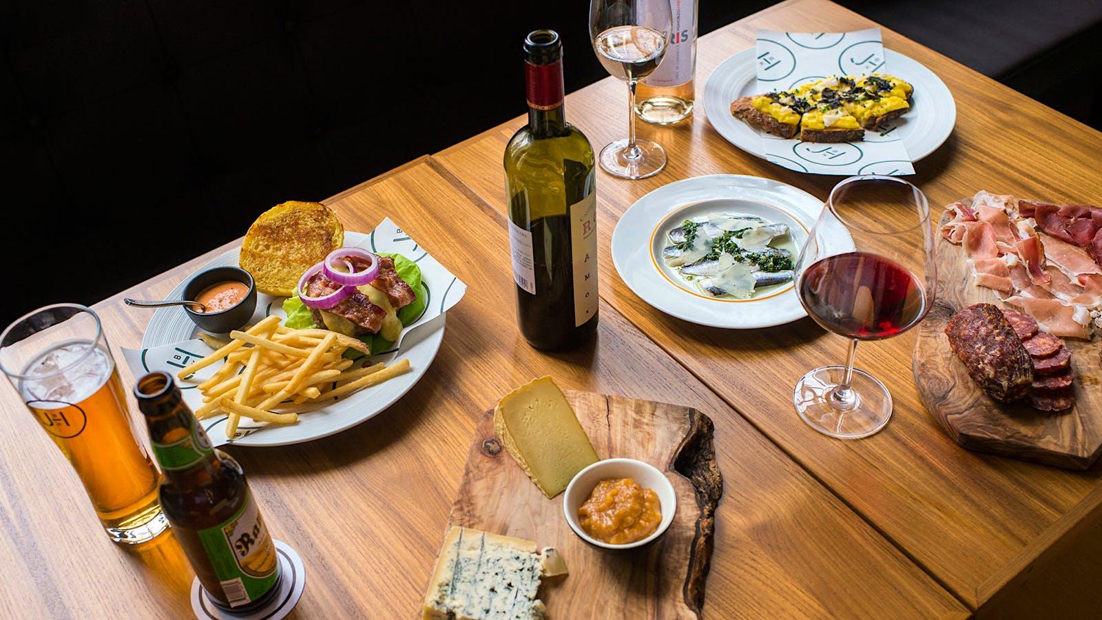 11 Notable New Jersey Wine Restaurants