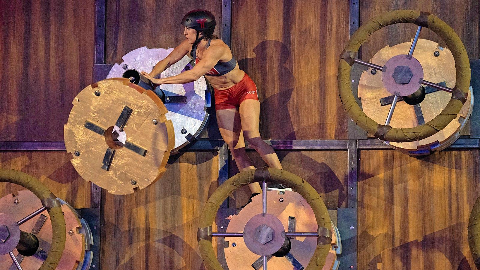 Winemaker Margaux Alvarez also Crushes Opponents on 'Titan Games' Show
