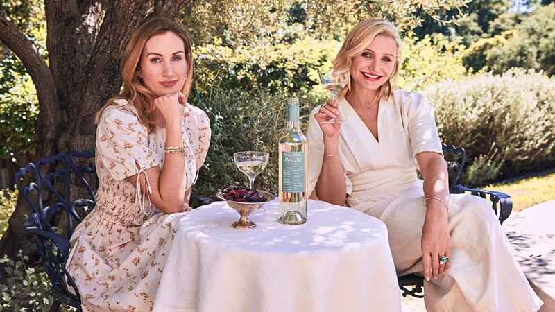 Cameron Diaz Brushes Up on Organic Farming for Launch of New Wines