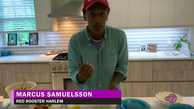 Marcus Samuelsson, Michael B. Jordan, Bill Clinton Serve Up TV Special for Harlem Fundraising
