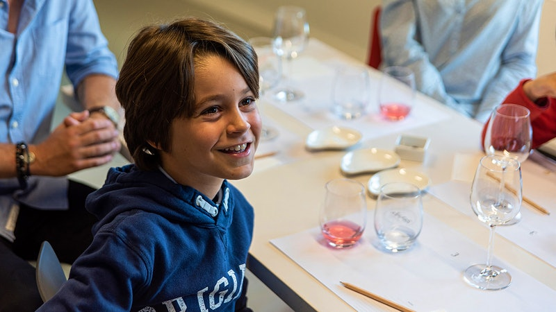 France's 8-Year-Olds Head Off to Wine School