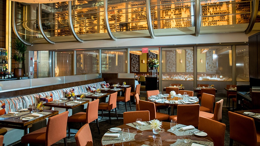 Charlie Palmer's Aureole in New York is now to-go only, though the chef hinted it may return in a different location as early as 2021.