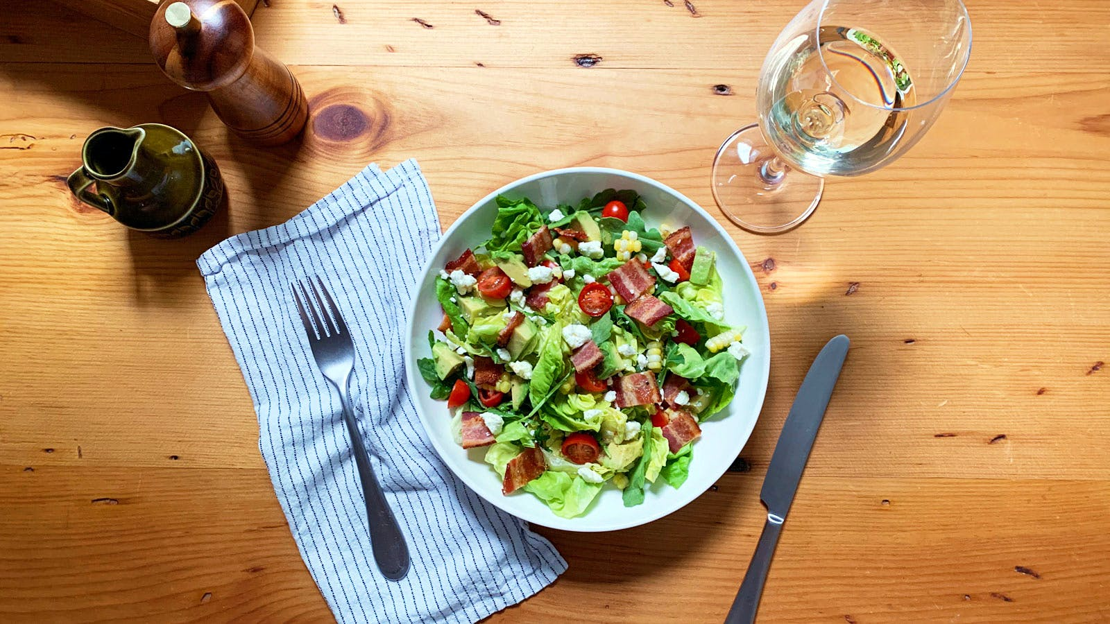 5 Favorite Recipes: Hearty, Main-Course Summer Salads