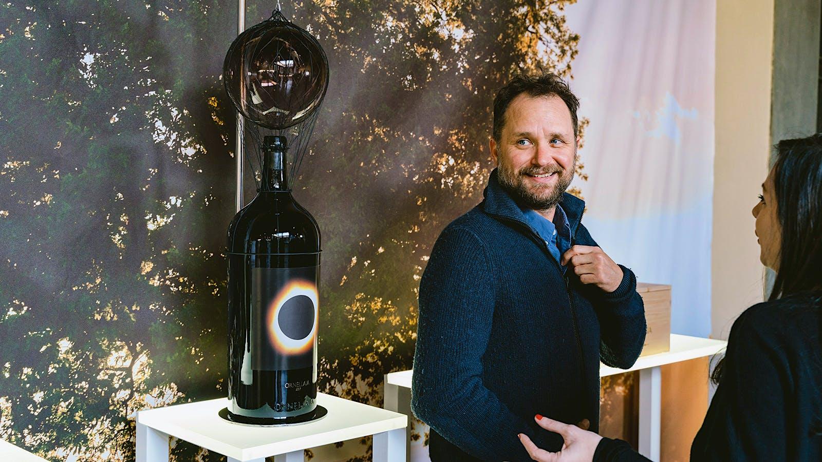 Tomás Saraceno Lights Up Ornellaia; Rosie Assoulin Designs Natural Wine