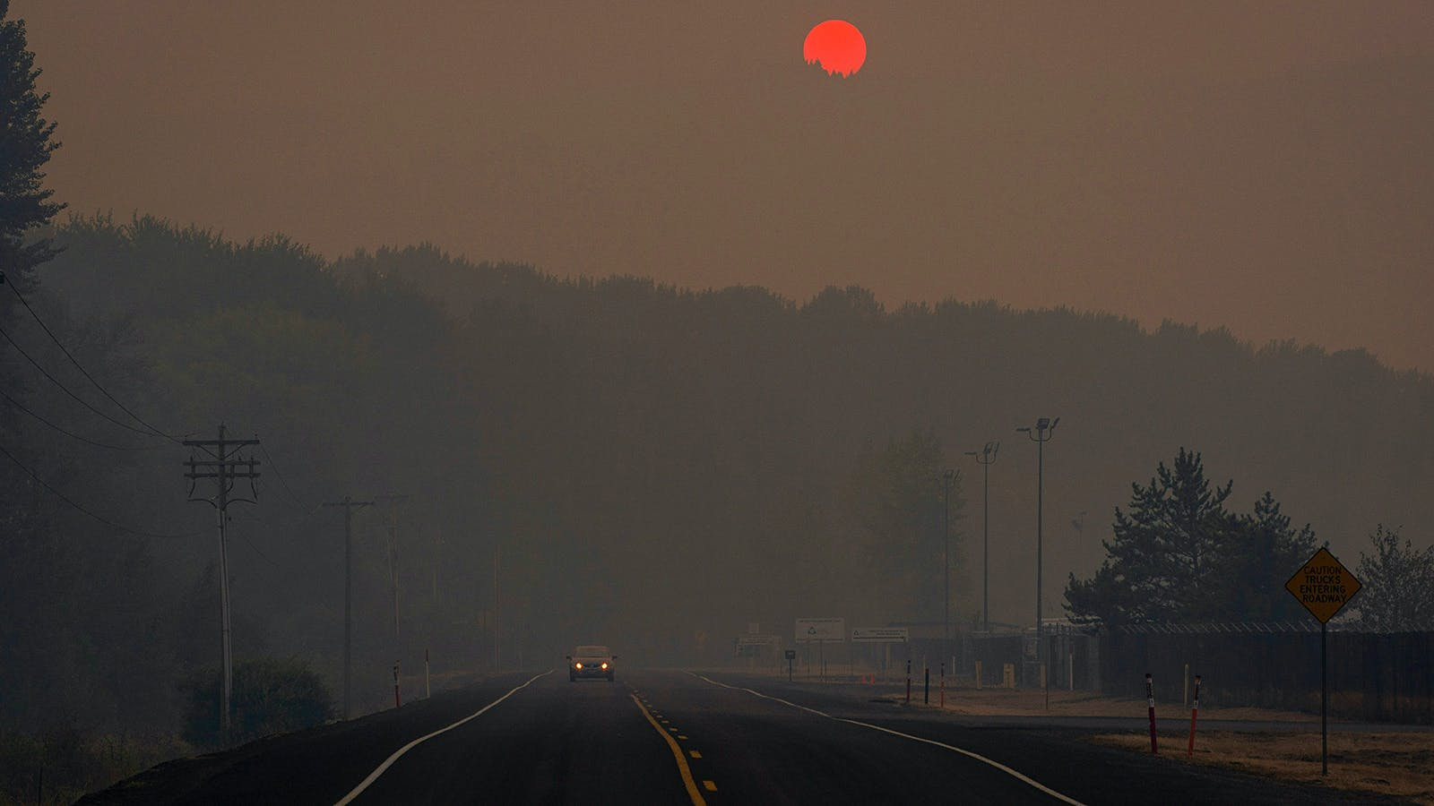 Updated: West Coast Wildfires Threaten Oregon and Washington Wine Harvests