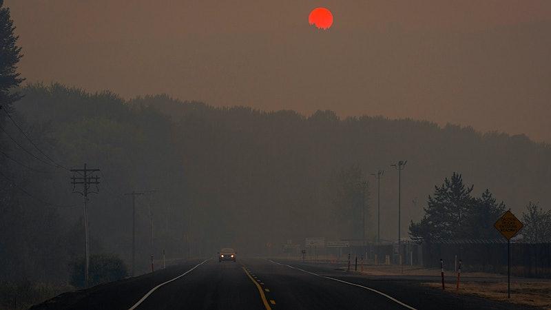 Updated: West Coast Wildfires Threaten Oregon and Washington Wine Harvests