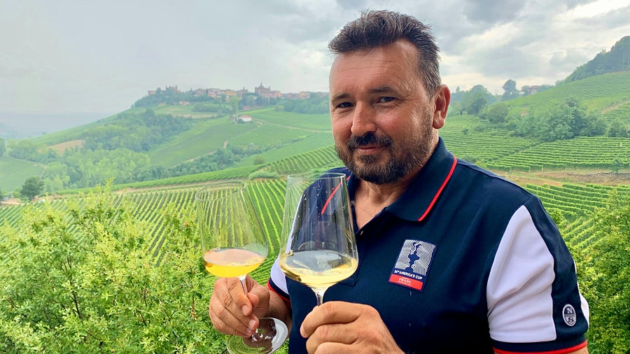Even after a quarter-century of experiments, Elvio Cogno winemaker Valter Fissore continues to try new winemaking techniques with Nascetta. Here he compares two recent vintages made in different styles.