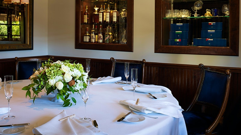 The French Laundry Launches Lavish Indoor-Dining Experience