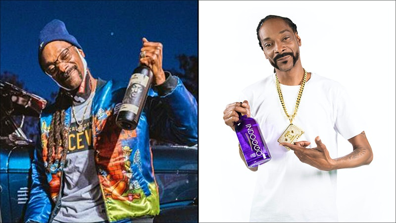 Not-So Laid-Back: Snoop Dogg Releasing a New Gin, as His Wine Project Makes Big NAACP Donation