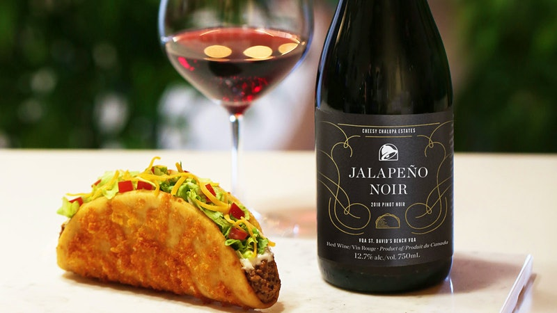 Taco Bell's 'Jalapeño Noir' Sells Out on Day Uno