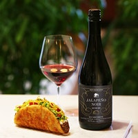 """""""Yo quiero Queenston Mile Vineyard"""" may not have the same ring to it, but the wine apparently hits the spot.Taco Bell's 'Jalapeño Noir' Sells Out on Day Uno"""