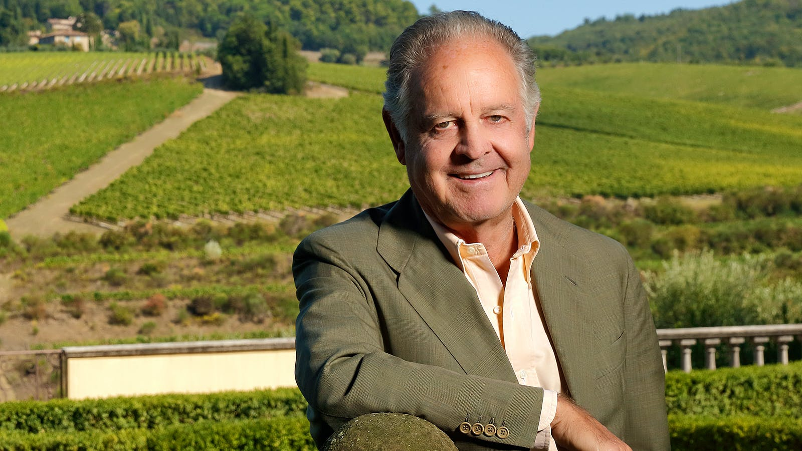 Passing the Tuscan Torch: A Live Chat with Piero Antinori