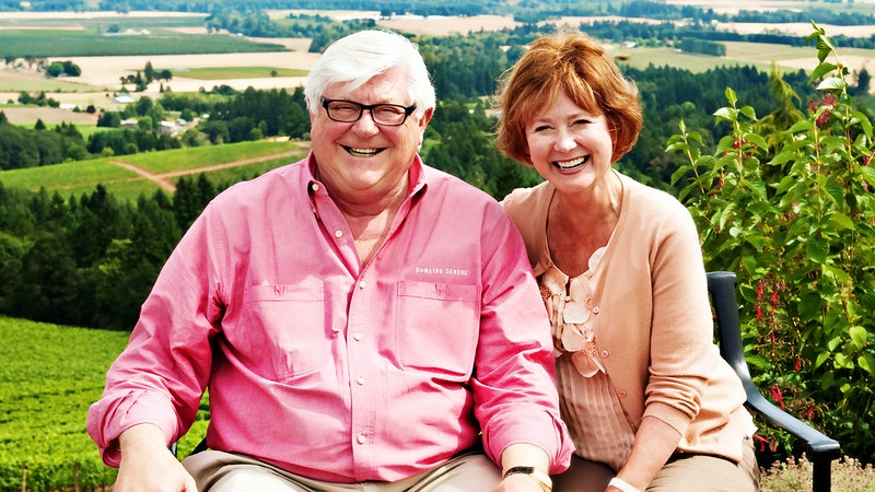 Ken Evenstad, Co-Founder of Oregon's Domaine Serene Winery, Dies at 77
