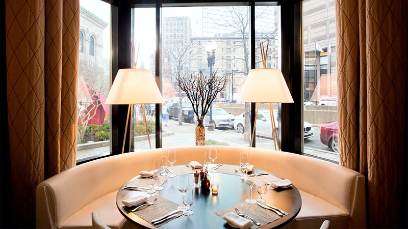 10 Winning Wine Restaurants in Boston