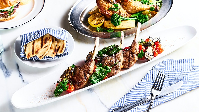 Michael Mina Opens His First Greek Restaurant, in Miami