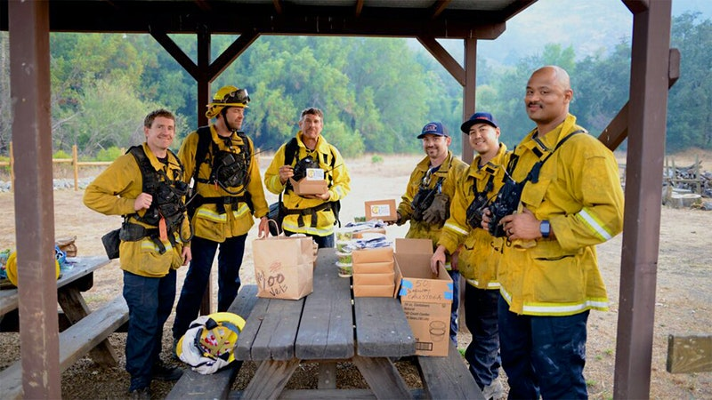 Wineries and Chefs Gear Up Charity Efforts for California Wildfire Relief
