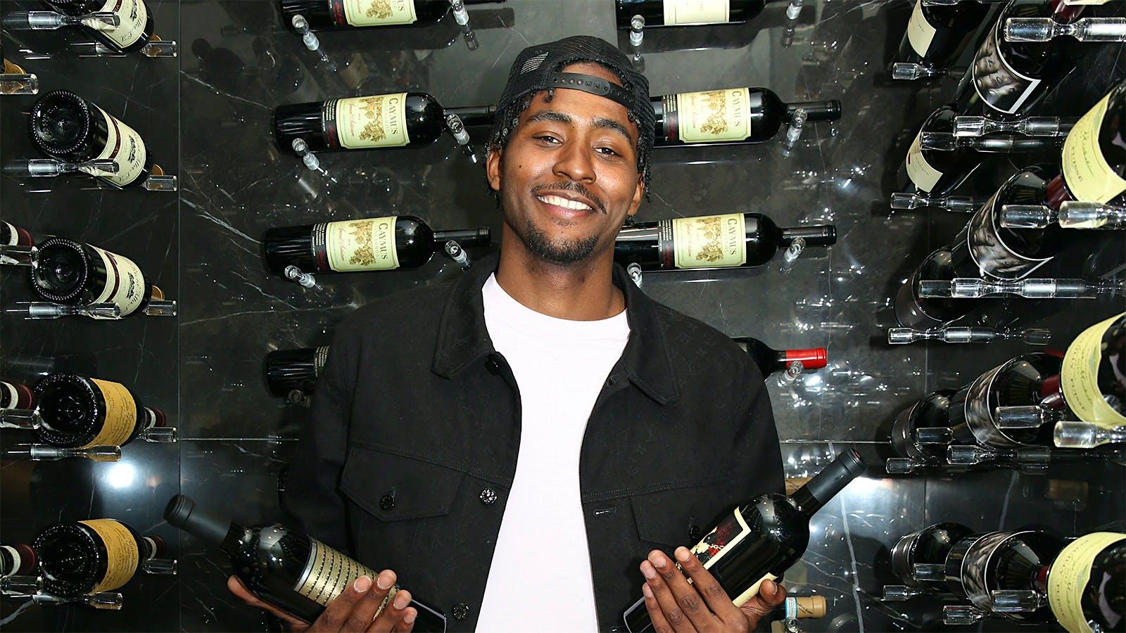NBA's Moe Harkless Teams with The Prisoner Wine