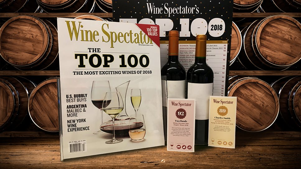 Sell Wine Spectator and Sell More Wine