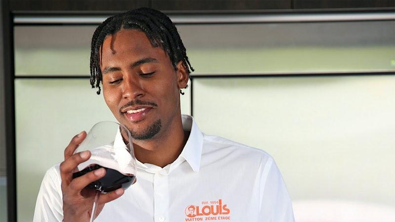 Wine Talk: New York Knicks Star Moe Harkless Gets to the Rim