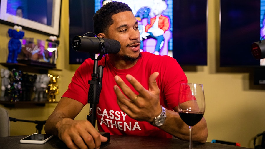 The Bubble may have shrunk, but Josh Hart's thirst is still growing.