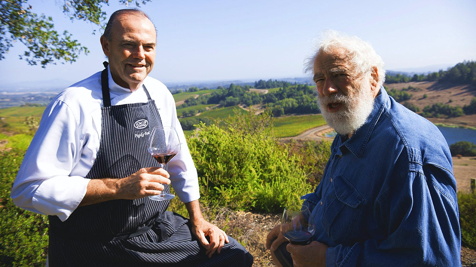 Wine Spectator Debuts Chef Charlie Palmer's 'American Artisan' Video Series